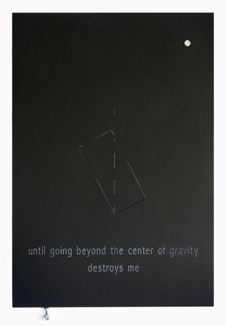 Emmanuele De Ruvo, 'Beyond the Center', 2017