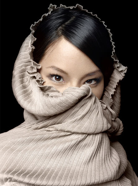 Rankin, 'Lucy Liu - One Dress', 2003