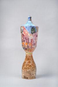 Jane Irish, 'Finial Tapestry', 2020