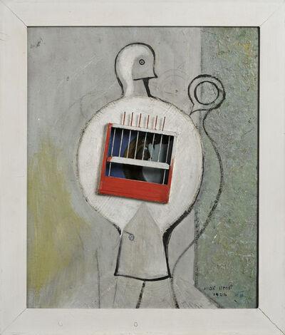 Max Ernst, 'La colombe avait raison ', 1926