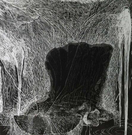 Jennifer Marshall, 'Trastevere Shell state 2', 2014