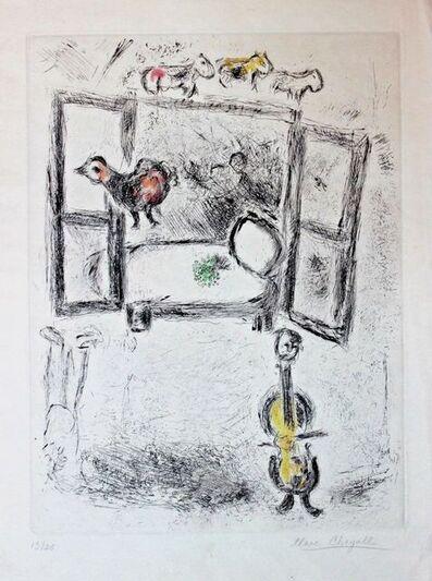 Marc Chagall, 'Untitled', 1975