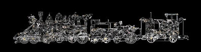 Xia Hang 夏航, 'Steam Train', 2015
