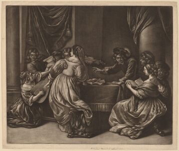 Wallerant Vaillant, 'Concert with Nine Persons'