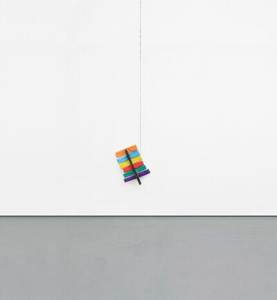 Richard Tuttle, '26th Line Piece'
