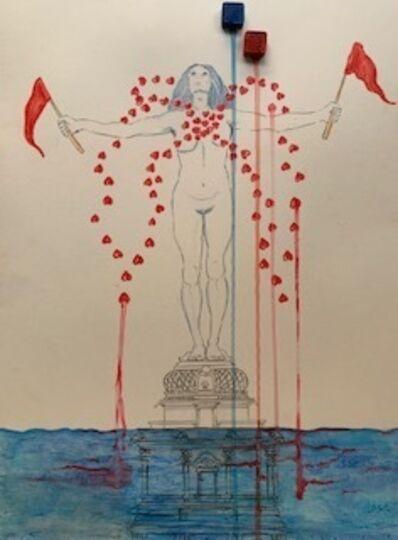 Megha Joshi, 'Wasted Love', 2020