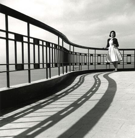 James Chung 鍾文略, 'Curvature', 1959