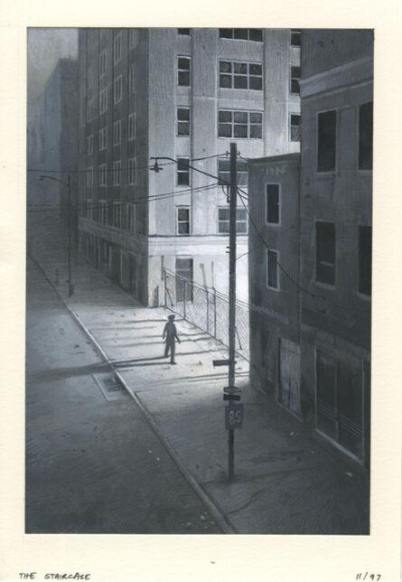 Shaun Tan, 'The Staircase', 1997