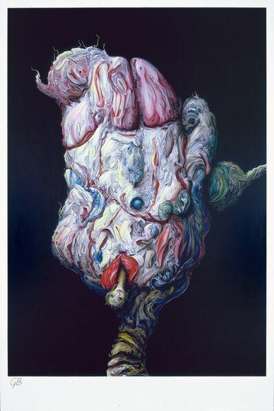 Glenn Brown, 'Some Velvet Morning When I'm Straight I'm Going To Open Up Your Gates', 2007