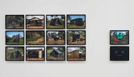 Jonathas de Andrade, 'Exercicio Construtivo para uma Guerrilha Sem Ter', 2016