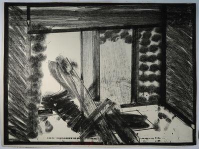 Howard Hodgkin, 'Thinking Aloud in the Museum of Modern Art', 1979