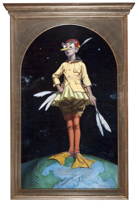 Shawn Fields, 'Sentinel Earth'