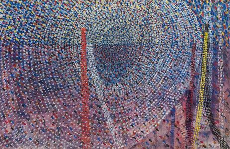 Tancredi, 'Untitled (Harmonious Memory)', 1952