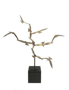 Ian Pollock, 'Golden Birds of the Soul', 2021