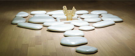 Mariko Mori, 'Flagstone', 2006