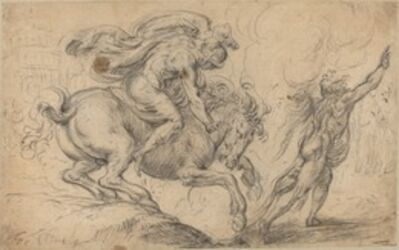 Franz Cleyn, 'The Sacrifice of Marcus Curtius', 1640s