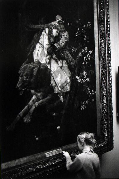 Martine Franck, 'Pushkin Museum, Moscow, Russia', 1972