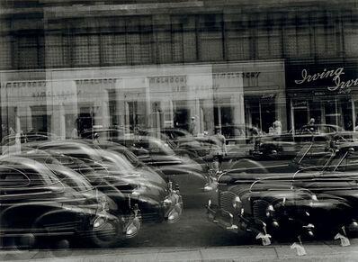Harry Callahan, 'Detroit', 1943