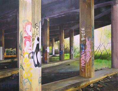 Ross Brown, 'Subterranea ', 2017