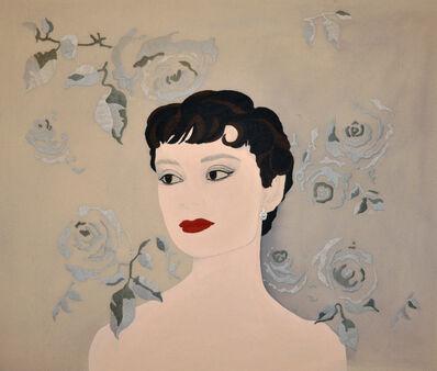 Funda Alkan, 'Audrey Hepburn portresi // Portrait of Audrey Hepburn', 2015