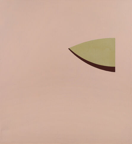 Walter Darby Bannard, 'Fast Iron', 1963