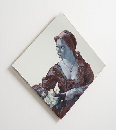 Rachel Feinstein, 'Girl by Fountain', 2012