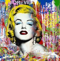 Mr. Brainwash, 'Marilyn Monroe', 2020