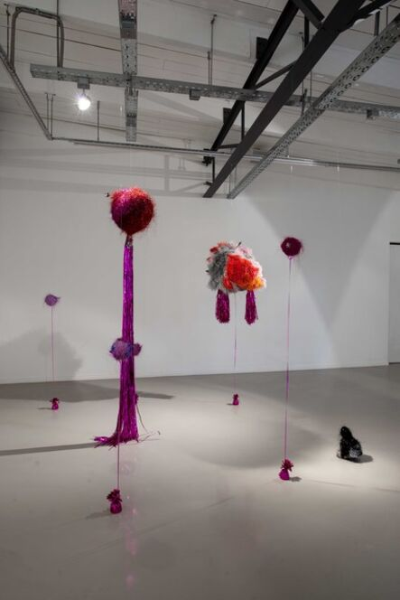 Galia Gluckman, 'Robert, Alberto and Friends ', 2020