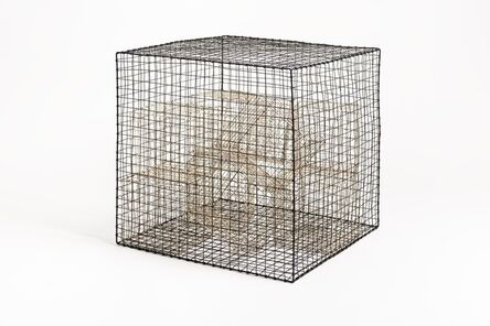Paulo Roberto Leal, 'Cubos No Cubo', 1970