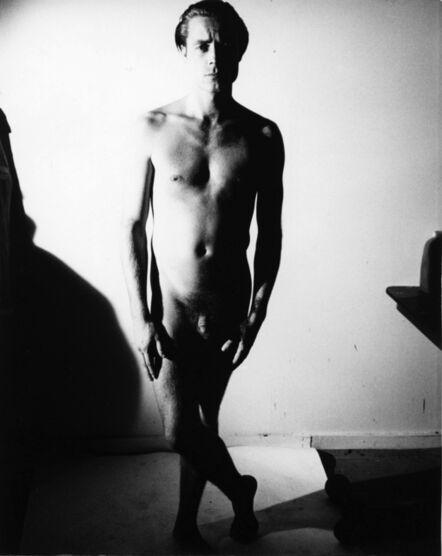 Andy Warhol, 'MALE NUDE', 1986