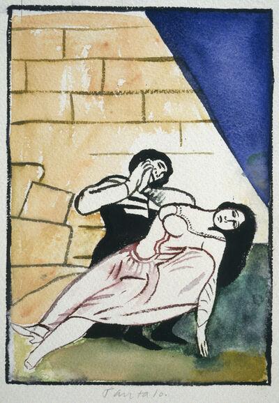 Fay Jones, 'Los Caprichos (#9 Tantalus)', 2000