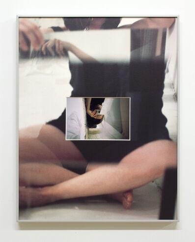 B. Ingrid Olson, 'Hinge, tractioned', 2015