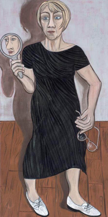 Eileen Cooper, 'The Black Dress', 2019