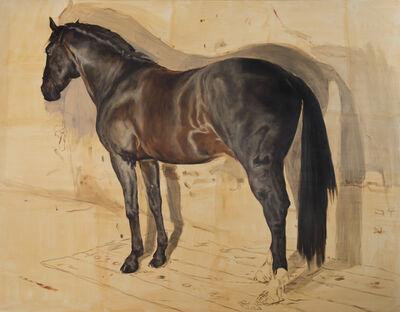 Michaël Borremans, 'The Horse', 2015