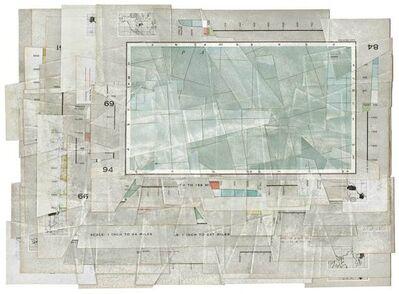 Gerhard Marx, 'Depths in Feet (Aggregate)', 2015