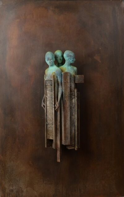 Jesús Curiá, 'Dialogo III', 2014