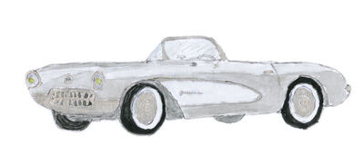 Neil Young, '1957 Corvette'