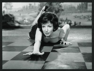 Michelangelo Antonioni, 'La Notte (film still with Monica Vitti)', 1961