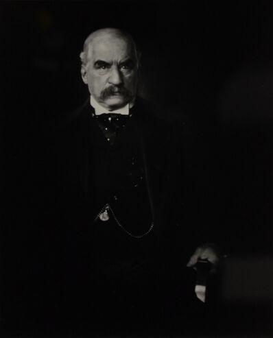 Edward Steichen, 'J.P. Morgan', 1903