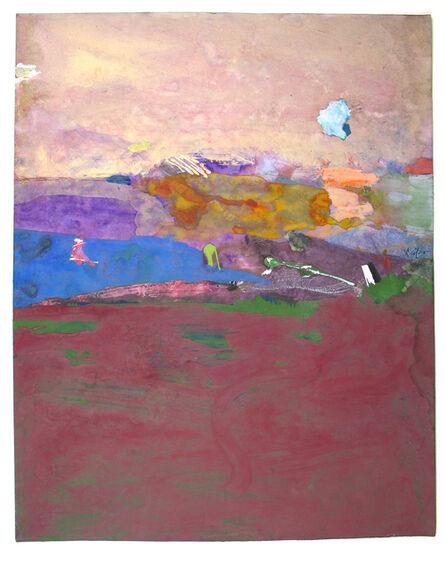 Saul Leiter, 'Seascape', ca. 1990