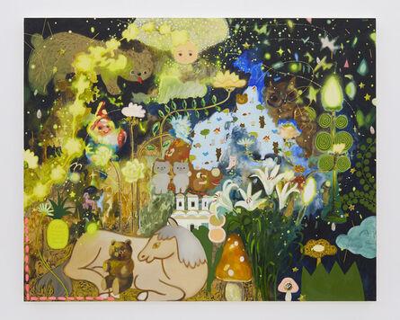 Tomoko Nagai, 'Marble Mountain, Palace of the Dragon King Really Exists', 2018