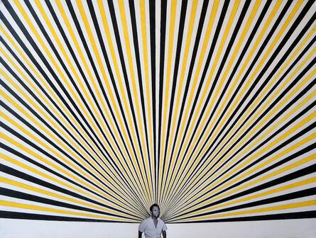Rico Gatson, 'St. James #3', 2015