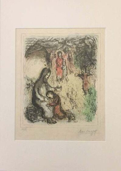 Marc Chagall, 'Jacob's Blessing', 1979