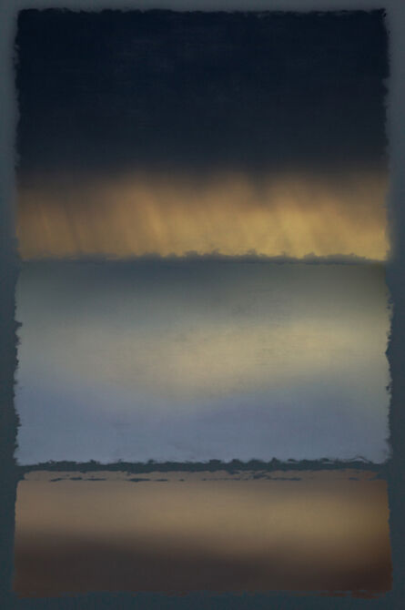 Richard Ehrlich, 'Homage to Rothko 17', 2004
