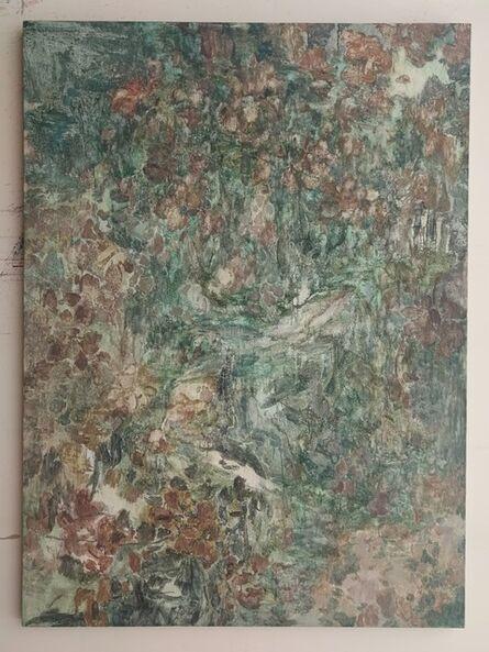 Wang Yabin, '花Flower', 2018