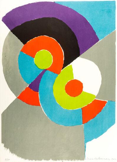 Sonia Delaunay, 'No title', 1962