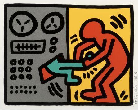 Keith Haring, 'Pop Shop III, (1)', 1989