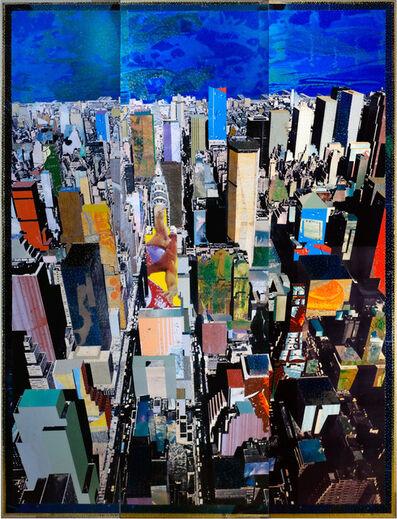 Tony Berlant, 'New York', 1992