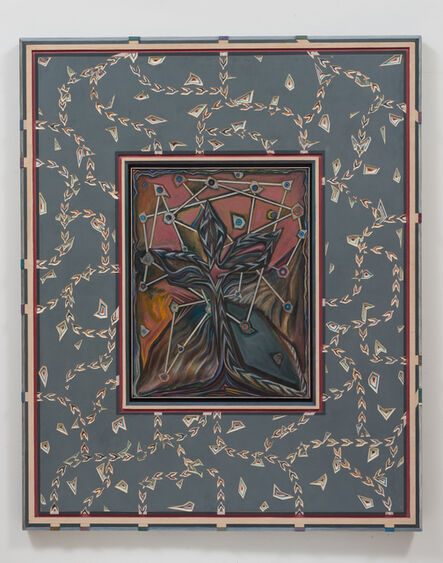 Zach Harris, 'Sprout Mask Replica (Jesus of Nazareth #3)', 2012-2013