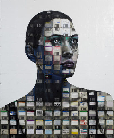 Nick Gentry, 'Frontier', 2015